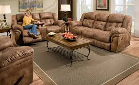 leather sofa with footrest home design very nice beautiful at