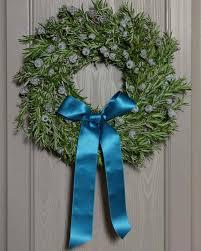 christmas wreaths to make wreaths martha stewart