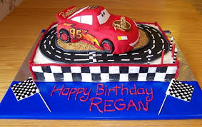 lightning mcqueen birthday cake lightning mcqueen cake happy birthday regan kitchen scrapbook