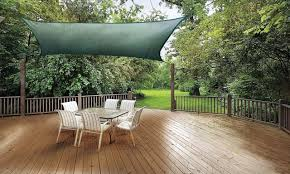 pergola sun shade ideas shade sails home depot deck sail shade