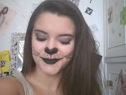How To Do Cat Makeup For Halloween by Halloween Makeup Cute Cat N F T E