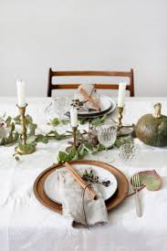 Thanksgiving Table Setting by Thanksgiving Table Setting Rules To Live By Eyeswoon