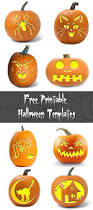 halloween faces template 54 best free halloween printable templates images on pinterest