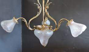 Country French Chandelier by News Orleans Antique Lighting