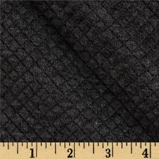 keep warm with this unique lofty knit fabric this