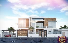 luxury villa exterior design