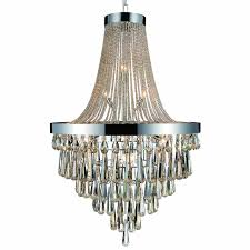 Mini Chrome Chandelier Brizzo Lighting Stores 52