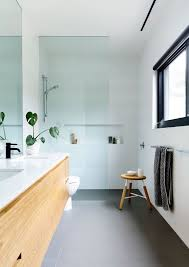 Teal Bathroom Ideas Aerial Type Img 2018 03 Grey White Timber Bath