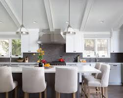 chairs for kitchen island island chairs houzz