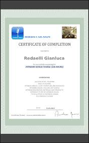 Certificate Of Interior Design by Who I Am Gr Design