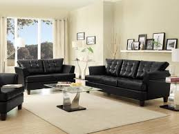 Living Room Ideas With Leather Furniture Black Sofa Interior Design Ideas Brown Leather Sofa Decorating
