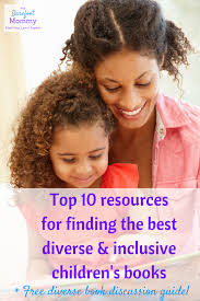 my top ten resources for finding the best diverse and inclusive