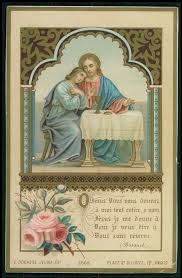2487 best holy family saints images on prayer cards