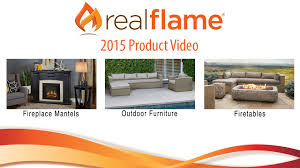 real flame 2015 product video youtube