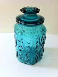 vintage glass canisters kitchen 208 best kitchen canisters images on kitchen canisters