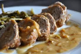 cuisiner des paupiettes de veau paupiettes de veau au cidre dans la cuisine d audinette
