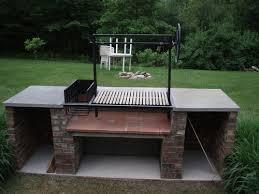 Backyard Brand Grills Heritage Backyard Inc Custom Residential Wood Burning Grills And