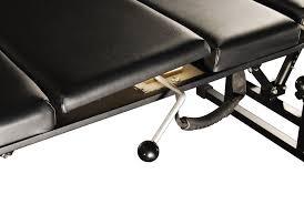 portable chiropractic drop table kosim group company inc portable chiropractic tables