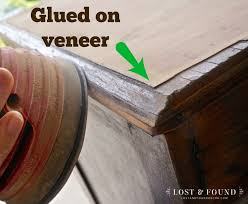 To Paint Or Stain Kitchen by How To Refinish A Table Top Or Dresser Part 1 Lost U0026 Found
