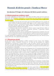 dispense diritto penale dispensa diritto penale 1 parte generale manuale fiandaca musco