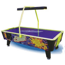 used coin operated air hockey table valley dynamo flash ii air hockey table coin operated ebay