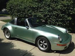 Porsche 911 Targa Singer Porsche Tribute For Sale In Hinsdale
