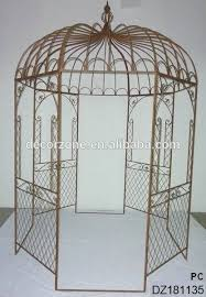 ornamental wrought iron gazebos for sale metal garden gazebo photo