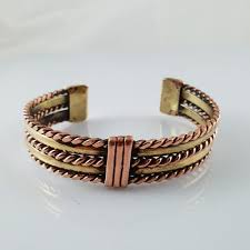 magnetic bracelet designs images Copper magnetic bracelets rivendell shop jpg