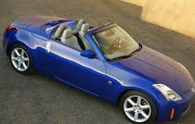 nissan convertible 2004 nissan 350z roadster supercars net