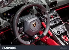 Lamborghini Huracan 2010 - geneva 2017 lamborghini huracan rwd spyder stock photo 618637061