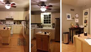 Before And Afters Clients Paint by Contemporary Kitchen Remodel Before And After U2014 Jerrica Zaric