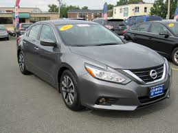 nissan altima 2017 black edition used nissan cars u0026 trucks for sale in boston ma colonial nissan