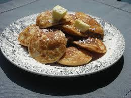 recipe for traditional dutch poffertjes mini pancakes