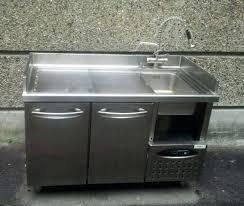 meuble cuisine exterieur inox plan de travail exterieur meuble cuisine inox exterieur de