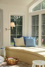 Curtain Ideas For Curved Windows Interior Curved Corner Window Seat Ideas For Bedroom Or Living