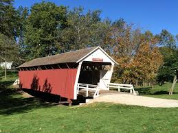 bridges of county map the covered bridges county iowa chamber welcome center