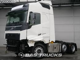 volvo truck tractor volvo fh 460 unfall fahrbahr 6x2 liftachse euro 6 nl truck tractor