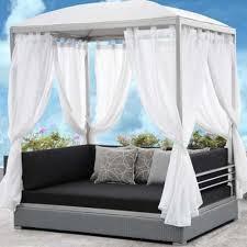 outdoor cabana daybed beautiful backyard cabana u2013 the latest