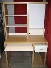 Bureau Ordinateur Ikea Sur Idee Deco Interieur Pour Table Meuble Meuble Pour Bureau