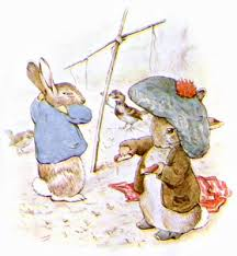 mr mcgregor s garden rabbit beatrix potter s tale of benjamin bunny bedtime stories