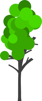 tree falling clip at clker vector clip