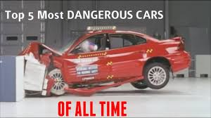 nissan maxima safety rating top 5 most dangerous cars of all time based on safety ratings