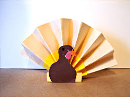 kid craft monday turkey a and a glue gun