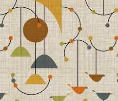 Midcentury Modern Wallpaper - 10 best toy box images on pinterest toy boxes design patterns