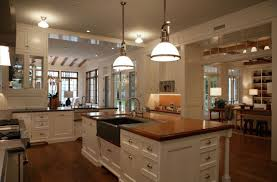 modern country kitchen design built in stoves oven white color