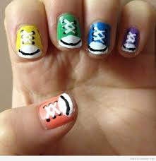 easy nails designs photos for women