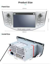 2010 lexus rx 350 video review all in one 2003 2010 lexus rx 300 330 350 400h car stereo radio
