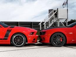 camaro vs mustang ford mustang 302 vs chevy camaro ss 1le