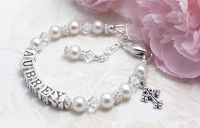 baby jewelry baptism christening and baptism baby bracelets
