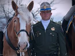 fallen chp officer previously served on elite capitol mounted